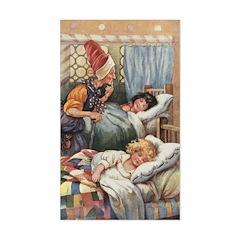 Bowley's Hansel & Gretel Rectangle Decal