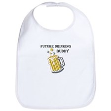 Future Drinking Buddy Bib