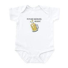 Future Drinking Buddy Infant Bodysuit