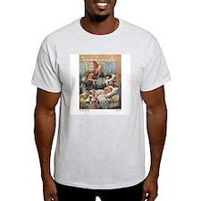 Bowley's Hansel & Gretel Ash Grey T-Shirt