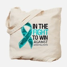 Fight Interstitial Cystitis Tote Bag