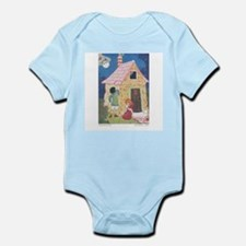 Brisley's Hansel & Gretel Infant Creeper