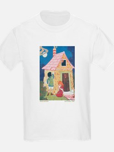 Brisley's Hansel & Gretel Kids T-Shirt