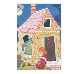 Brisley's Hansel & Gretel Postcards (Package of 8)