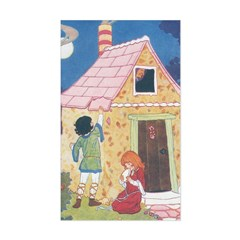 Brisley's Hansel & Gretel Rectangle Decal