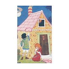 Brisley's Hansel & Gretel Rectangle Decal
