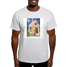 Brisley's Hansel & Gretel Ash Grey T-Shirt