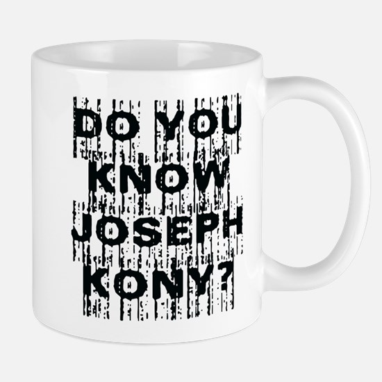DO YOU KNOW JOSEPH KONY? Mug