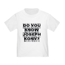 DO YOU KNOW JOSEPH KONY? T