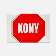 STOP KONY Rectangle Magnet