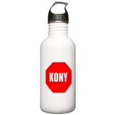 STOP KONY Water Bottle