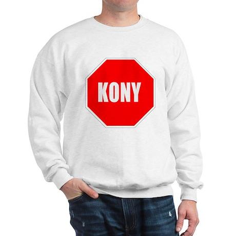 STOP KONY Sweatshirt