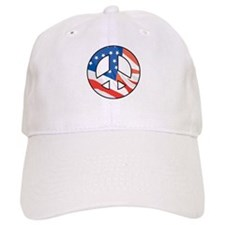 Peace In America Baseball Cap