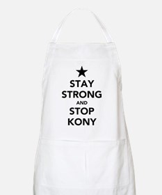STAY STRONG AND STOP KONY Apron
