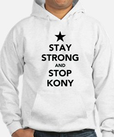 STAY STRONG AND STOP KONY Hoodie