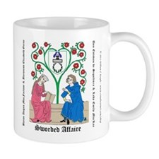 Sworded Affaire Mug