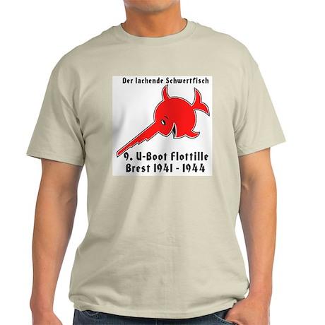 9thflotillaWtextRED T-Shirt
