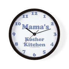 "Merlin ""Mama"" Wall Clock"