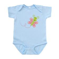 Busy Butterfly Infant Bodysuit