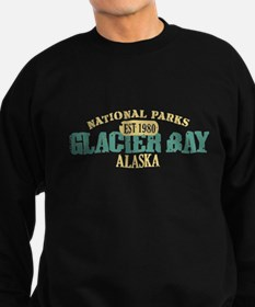 Glacier Bay National Park AK Sweatshirt