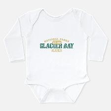 Glacier Bay National Park AK Long Sleeve Infant Bo