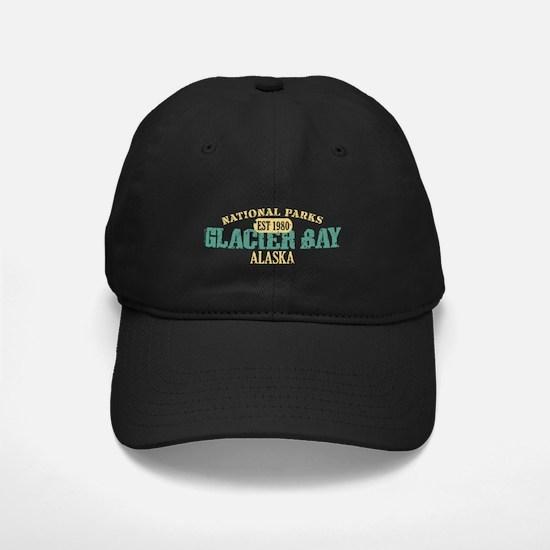 Glacier Bay National Park AK Baseball Hat