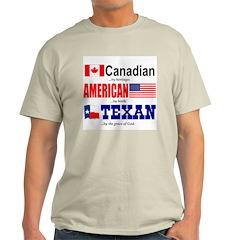 T-Shirt - Canadian Heritage/Texan
