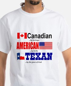 T-Shirt - Canadian Heritage/Texan - Shirt