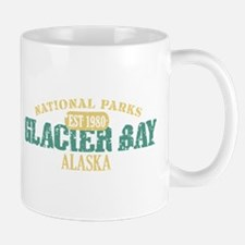 Glacier Bay National Park AK Mug