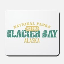 Glacier Bay National Park AK Mousepad