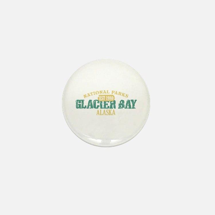 Glacier Bay National Park AK Mini Button