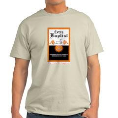 Tea-Total T-shirt Ash Grey T-Shirt
