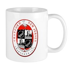 Cranford Municipal Emblem (1963) Mug