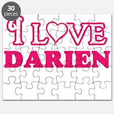 I Love Darien Puzzle
