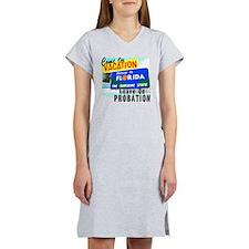 Florida Vacation Women's Nightshirt