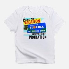 Florida Vacation Infant T-Shirt