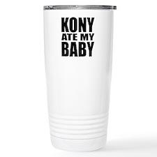 Kony Ate My Baby Thermos Mug