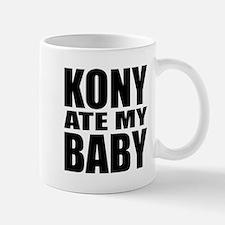 Kony Ate My Baby Small Small Mug