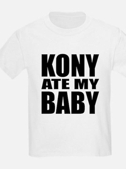 Kony Ate My Baby T-Shirt