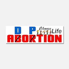 """Adoption: Choose Life!""Car Magnet 10 x"