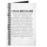 13.1 half marathon Journals & Spiral Notebooks