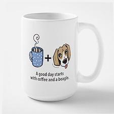 Coffee and a beagle Mug