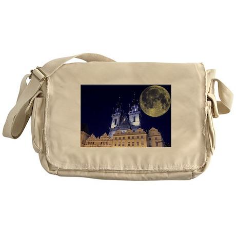 Prague Messenger Bag