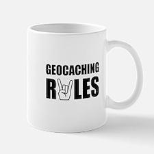 Geocaching Rules Mug