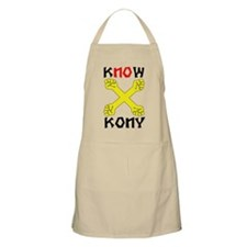 KNOW KONY Apron