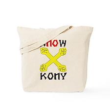 KNOW KONY Tote Bag