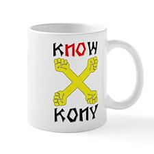 KNOW KONY Small Mug