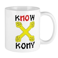 KNOW KONY Small Mug