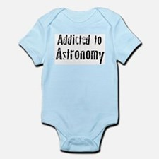 Addicted to Astronomy Infant Creeper