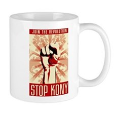 STOP KONY Small Mug